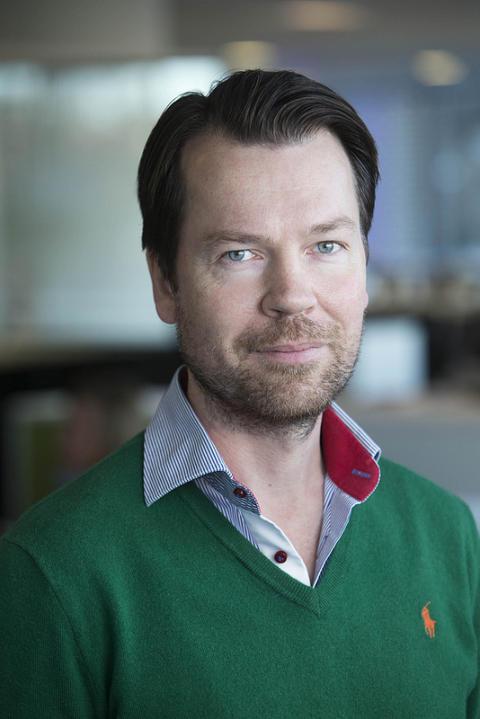 Björn Bergman, tillträdande kommunikationsdirektör KPMG