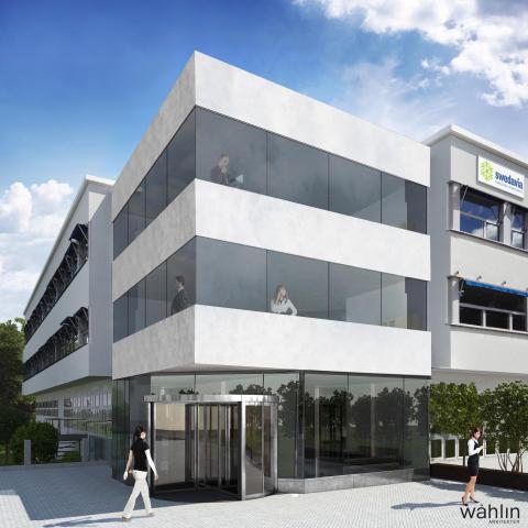 Midroc bygger aktivitetsbaserat huvudkontor till Swedavia