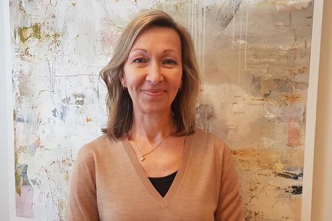 Helena Björnwall Åström blir ny chef för Regionbibliotek Västerbotten