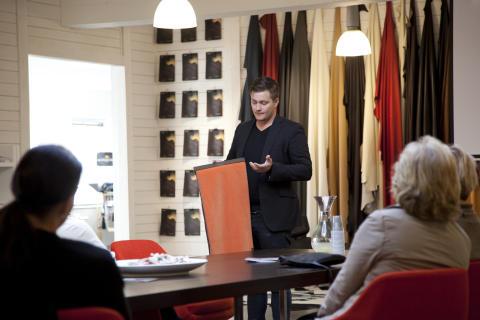 Kontorslandskapet drar arkitekter till Småland