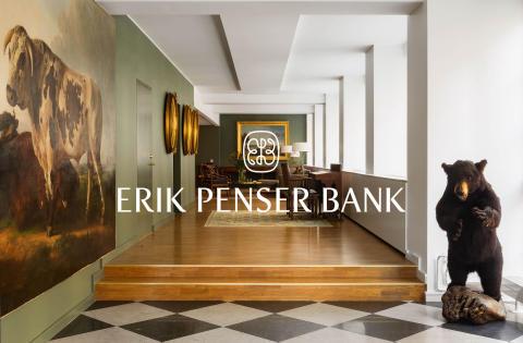 Secits byter till Erik Penser Bank som Certified Adviser