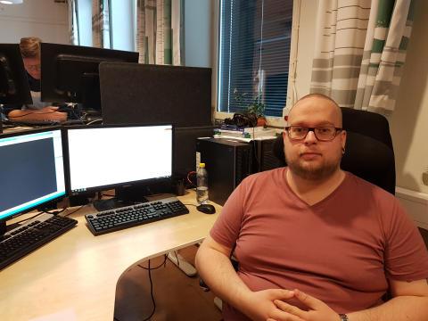 Snabbt till internationellt jobb efter IT-utbildning i Övertorneå.
