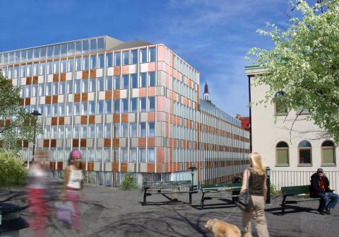 Kv Pelarbacken, Stockholm