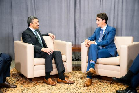 UAE disregard for Canadian concerns over Gauthier case