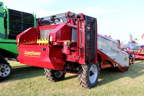 Swedish Agro Machinery tar över generalagenturen för ScanStone