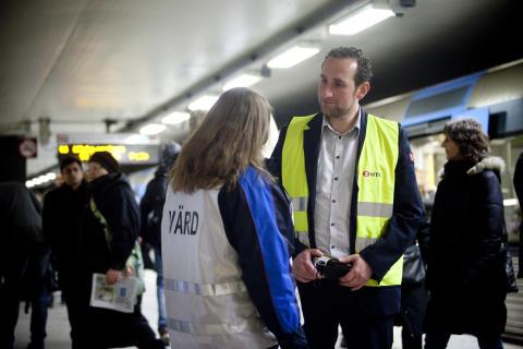 Stationschef Lasse