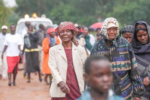 Slums in Kenia: Zuhause bleiben ist nicht möglich