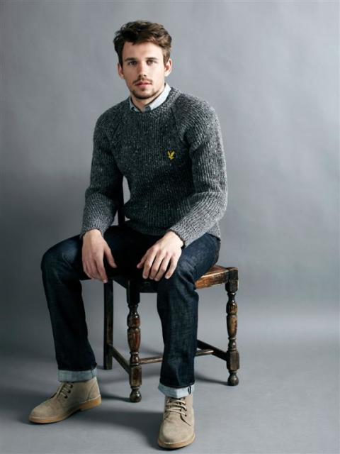 Lyle & Scott Archive Collection Autumn 2010
