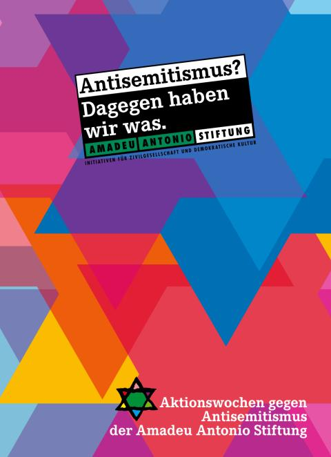 Antisemitismus? Dagegen haben wir was.