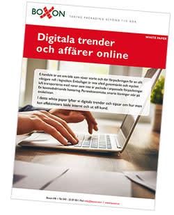 Digitala trender & affärer online