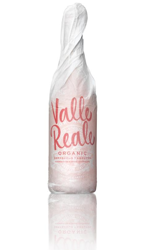 Valle Reale Rosé med wrapping