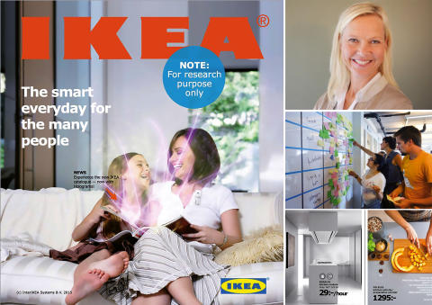 Vaken@Ikea - Ikeakatalogen som metod i visionsarbetet