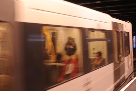 T-banen med stø kurs mot 100 millioner reisende