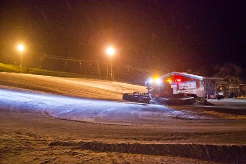 Nytt ljus på åkningen i Ramundberget – investerar i fördubblad backbelysning