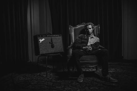Isak Danielson - rakt in på förstaplats på iTunes