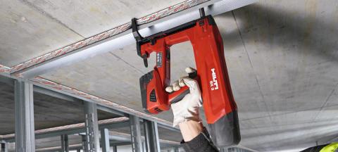 Den prisbelönta Hilti CFS-TTS brandskyddstätningen för innerväggar: Ett genombrott inom passivt brandskydd