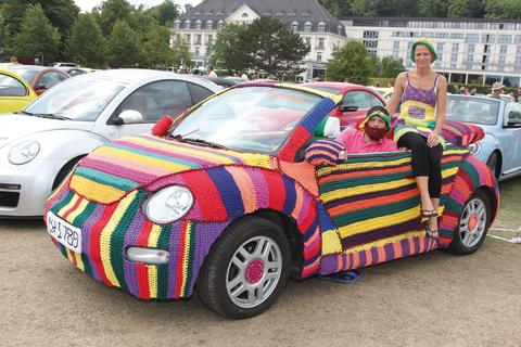 414 Volkswagen Beetles rock the Baltic Shores in 2013 Sunshine Tour