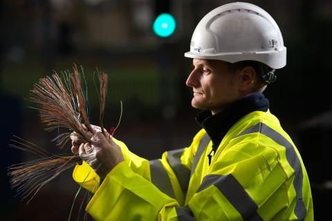 BT's £30 million pound boost for Fife economy