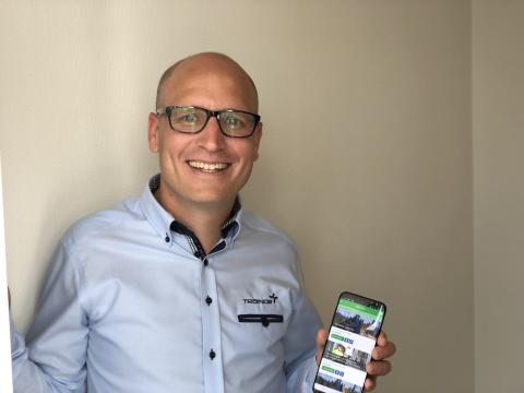 Flere tar kurs fra mobilen