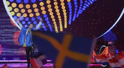 Eurovision är störst i Sverige