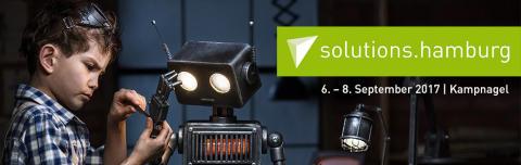 solutions.hamburg - größter Digitalisierungskongress Deutschlands