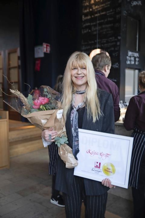 Årets Stilmappie, Kajsa Grytt