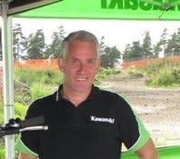 Ny filialchef för  Kawasaki Motors Europe N.V Filial Sverige
