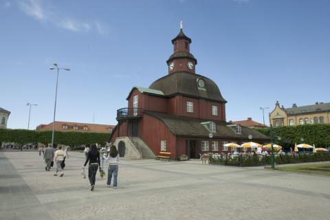 Lidköpings kommun växer