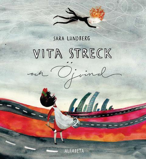 Elsa Beskow-plaketten tilldelas Sara Lundberg för Vita Streck och Öjvind