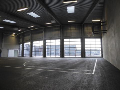 GAME StreetmekkA Esbjerg street basket hal