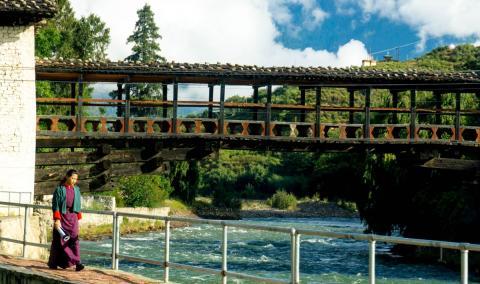 Norsk vannkraftkompetanse i Himalaya