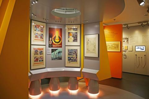 Dig, Dag, Digedag - Neue Dauerausstellung im Zeitgeschichtlichen Forum Leipzig ehrt Comic-Helden