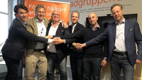 Fortsatt expansion med Fasadteknik i Nyköping