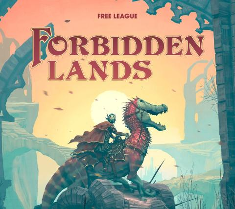 Forbidden Lands RPG launches on December 6th - Make your mark on a cursed world