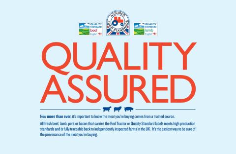 ADVERTISING CAMPAIGN UNDERPINS CONSUMER CONFIDENCE IN ASSURED FRESH MEAT
