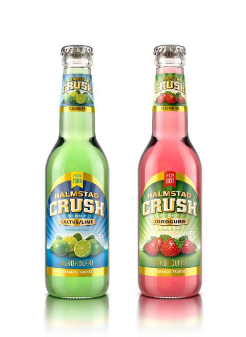 Halmstad Crush Alkoholfri