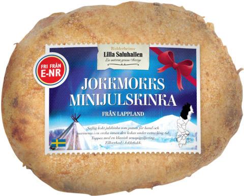 Ridderheims lanserar mini-julskinka för singlar