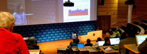Many interesting abstracts submitted for Arctic Frontiers Science 2016