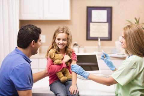 Grippeschutz: Im Oktober impfen lassen!
