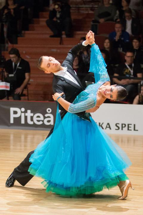 Joakim Rosendahl och Stine Overgård Andersen