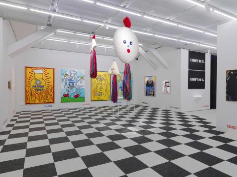 POWERFUL BABIES  Keith Harings inflytande på konstnärer idag.