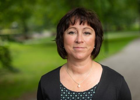 Åsa Cajander, professor vid institutionen för informationsteknologi, Uppsala universitet