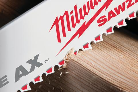 Milwaukee Sawzall tigersågsblad - Nail Guard™