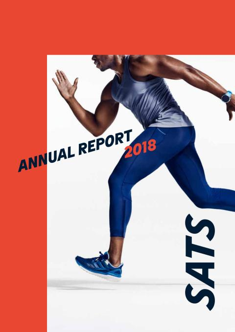 SATS Annual Report 2018
