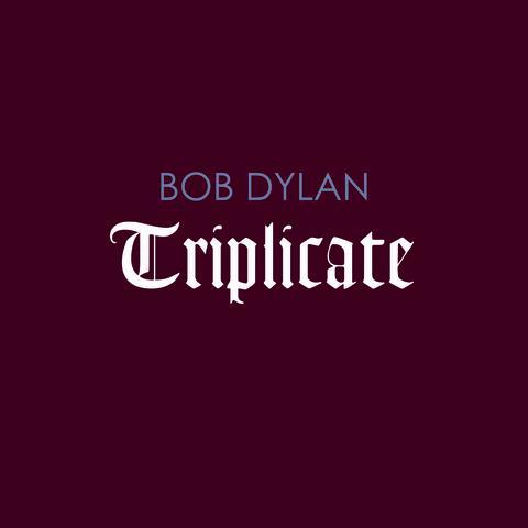 Triplicate - albumomslag