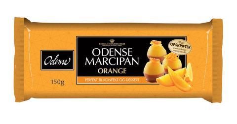 Marcipan med orange fra ODENSE