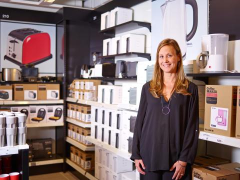 Clas Ohlson lanserer initiativ for økt produktinnovasjon