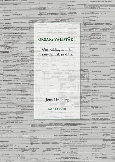 """Ny bok: """"Orsak: Våldtäkt"""""""