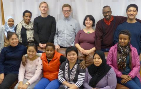 Skräddarsydd utbildning passar arbetsgivarna i Umeå