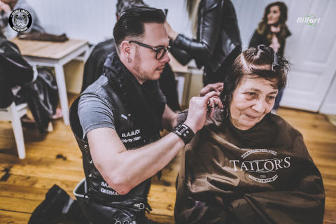 Björn Hary, Zenturio Saarland der Barber Angels Brotherhood e.V.